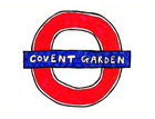 Neal's Yard,  Seven DialsRoyal Opera House, shops, market, bars and restaurants, all at Covent Garden, off Drury Lane